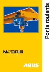 thumbnail of ABUS Overhead Cranes French
